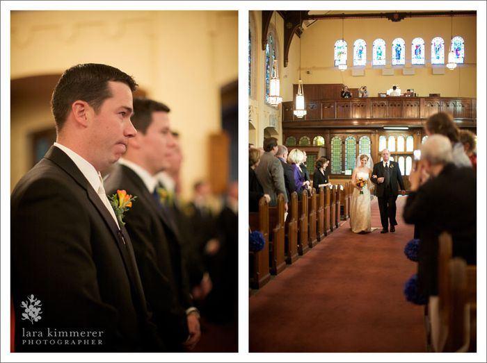Groom_watching_bride_walk_down_aisle