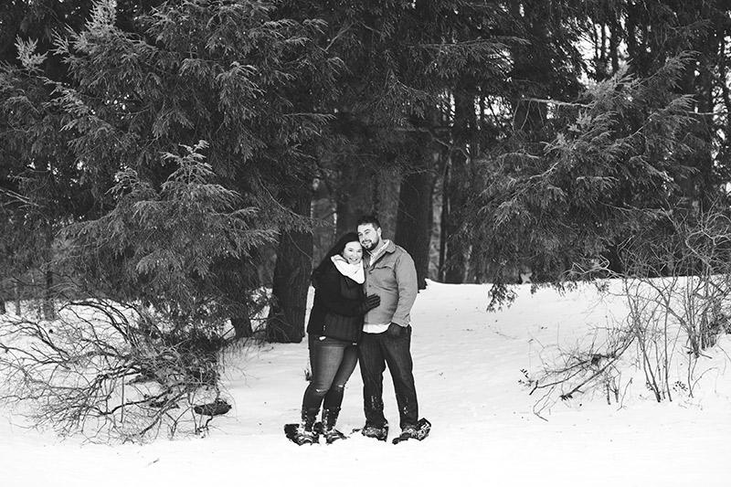 Lake-Monomonac-Snowshoe-Winter-Engagement-Shoot-Lara-Kimmerer-001