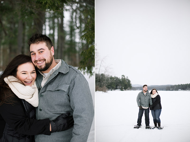 Lake-Monomonac-Snowshoe-Winter-Engagement-Shoot-Lara-Kimmerer-002