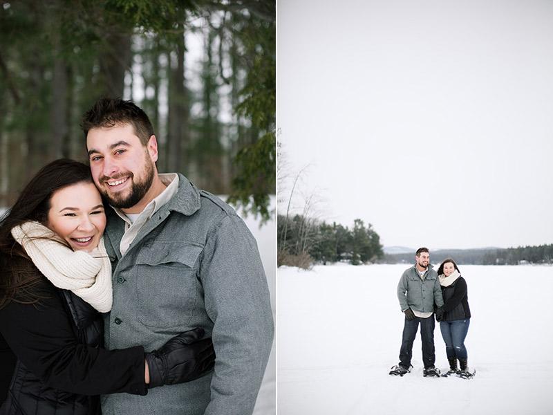 Lake-Monomonac-Snowshoe-Winter-Engagement-Shoot-Lara-Kimmerer-002
