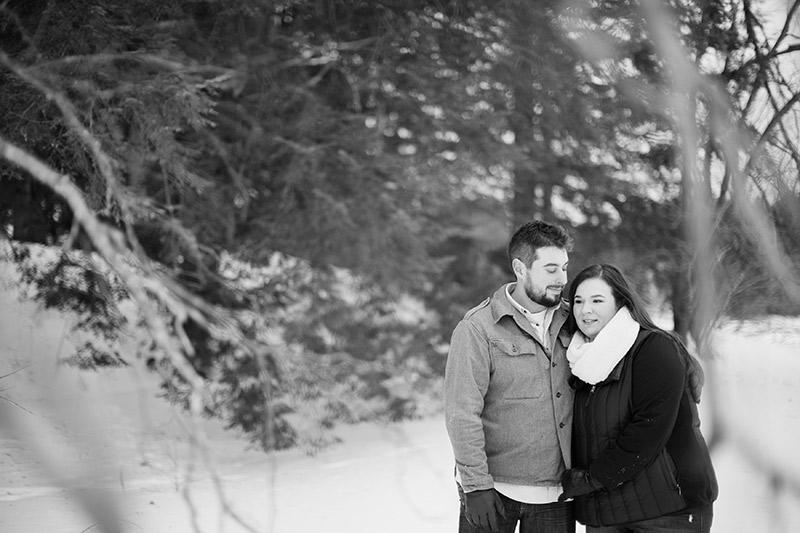 Lake-Monomonac-Snowshoe-Winter-Engagement-Shoot-Lara-Kimmerer-003